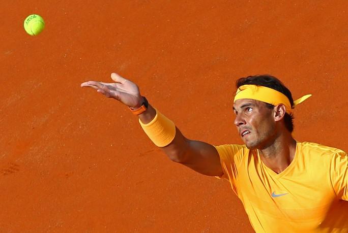 Rơi vào nhánh yếu, Nadal rộng đường đến Grand Slam 17 - Ảnh 1.