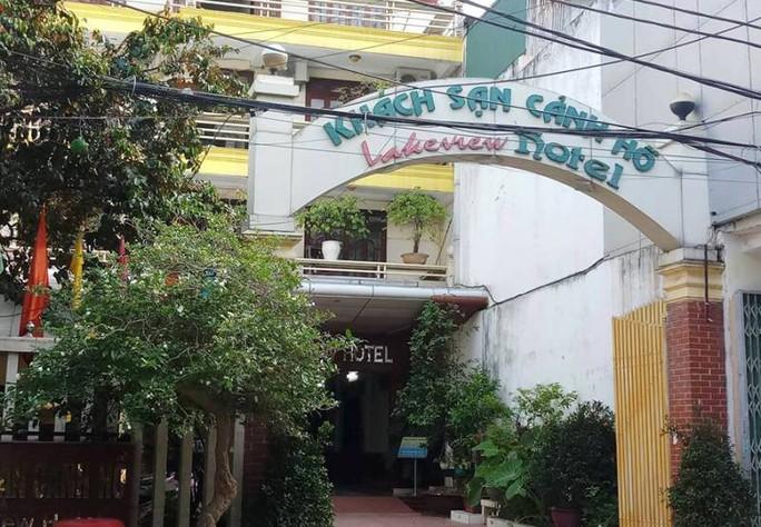 Vị khách Đà Nẵng đột ngột tử vong tại khách sạn - Ảnh 1.