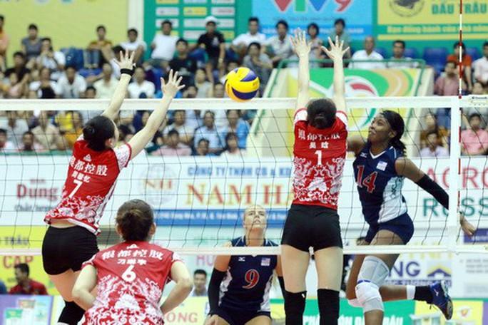 Giang Tô đăng quang ngôi vô địch Cúp bóng chuyền VTV9 -Bình Điền - Ảnh 1.