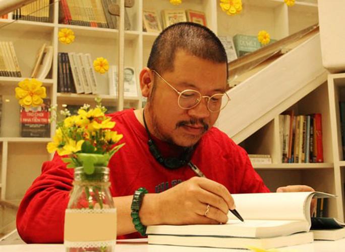 Lưu Sơn Minh: Viết văn vì nỗi ám ảnh một án oan - Ảnh 1.