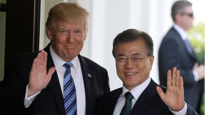 Gót chân Achilles của ông Trump trước Triều Tiên - Ảnh 2.