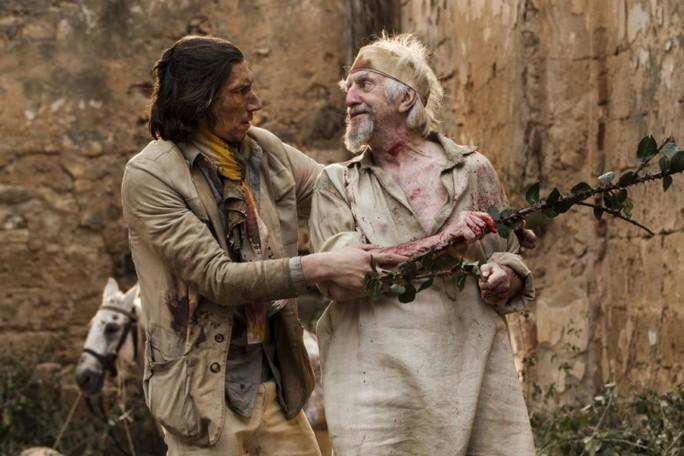 Phim về Don Quixote được ra rạp sau 25 năm - Ảnh 3.