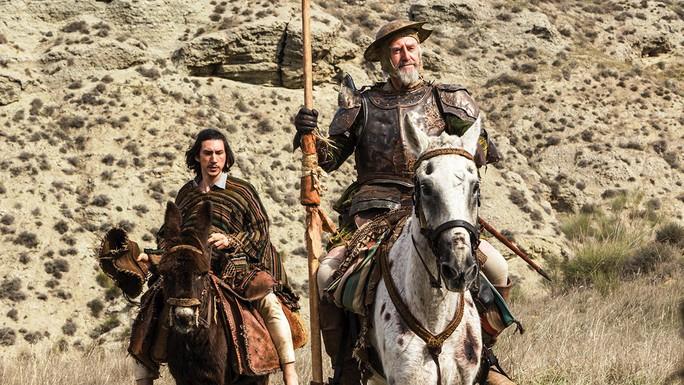 Phim về Don Quixote được ra rạp sau 25 năm - Ảnh 2.