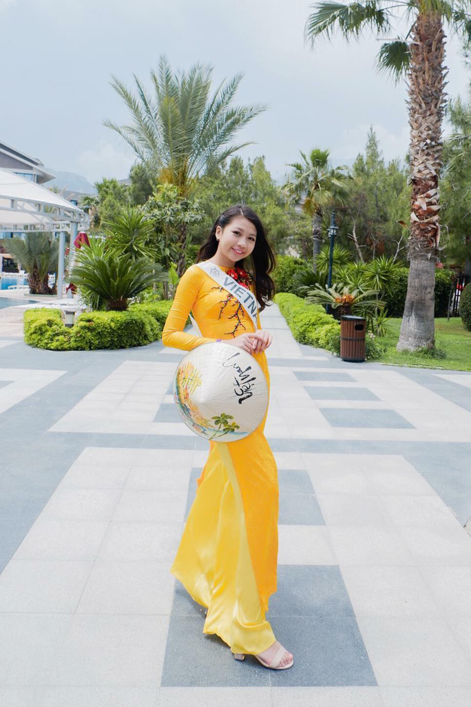 13 tuổi, mẫu nhí Việt đăng quang Hoa hậu Hoàn vũ nhí 2018 - Ảnh 5.