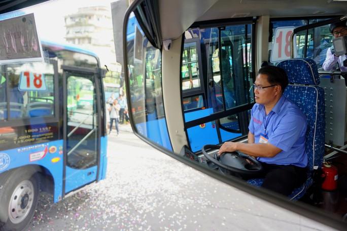 TP HCM sẽ có thêm 17 tuyến xe buýt điểm - Ảnh 1.