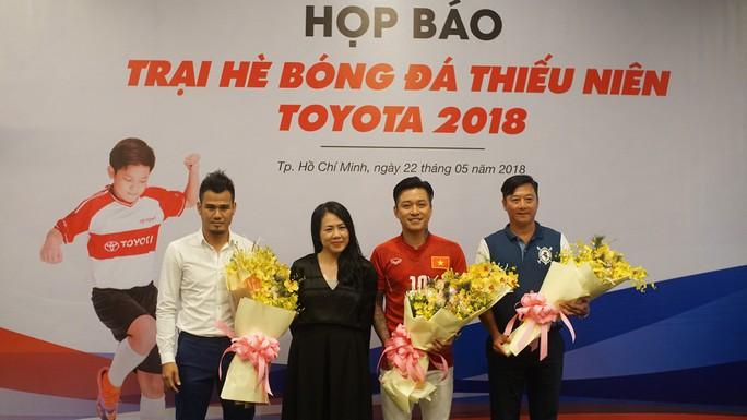 Lê Huỳnh Đức và Phan Thanh Bình quản lý trại sinh nhí - Ảnh 2.