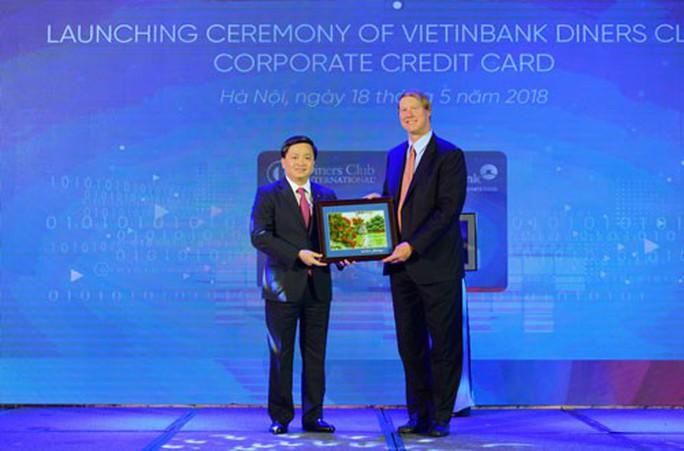 Ra mắt thẻ tín dụng quốc tế VietinBank Diners Club - Ảnh 1.