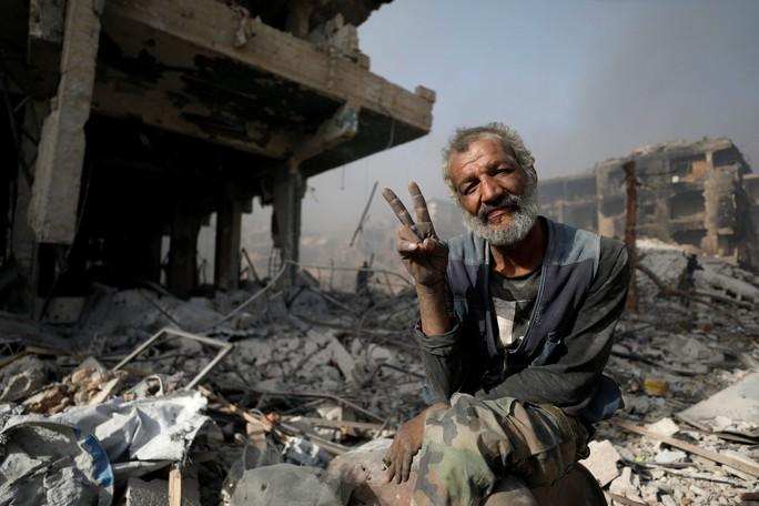 Syria, Iran bất đồng với Nga - Ảnh 1.