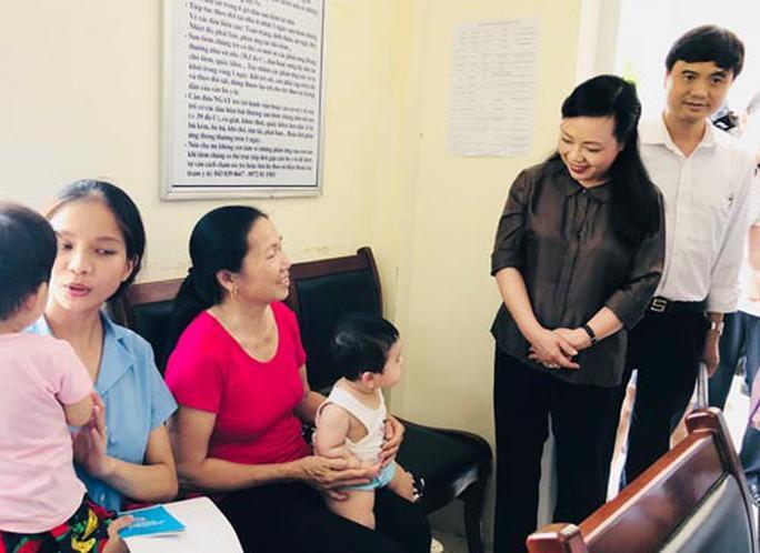 14% trạm y tế của Hà Nội chưa có bác sĩ - Ảnh 1.