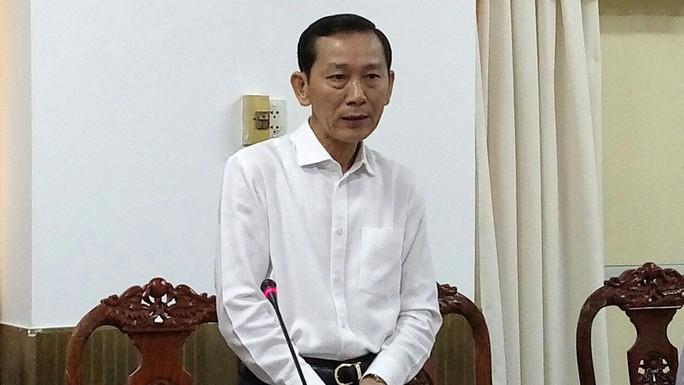 Giám đốc Sở GTVT TP Cần Thơ bị điều động sang vị trí khác - Ảnh 1.