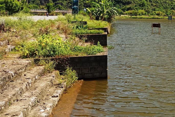 Cận cảnh dự án kè sông đội vốn ngàn tỉ đồng, 17 năm vẫn dang dở - Ảnh 13.