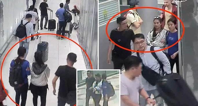 Băng nhóm Trung Quốc bắt cóc du khách ở sân bay Thái Lan - Ảnh 1.
