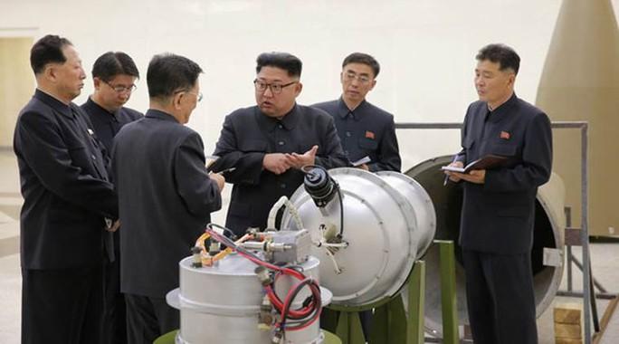 Nghi vấn Triều Tiên giấu kho vũ khí hạt nhân vào núi sâu - Ảnh 1.