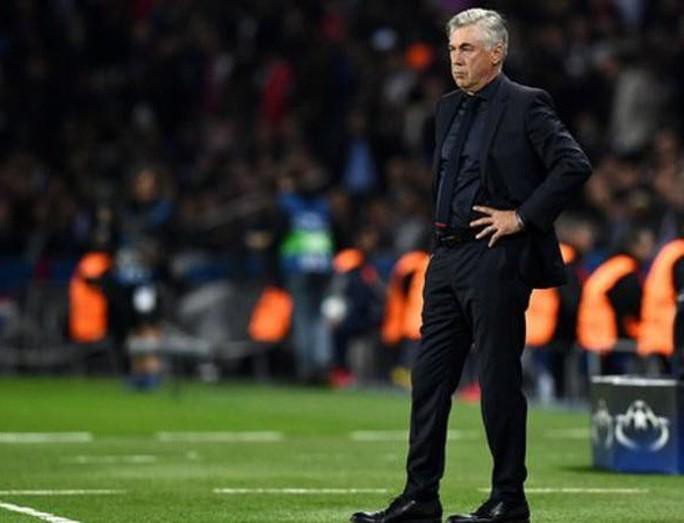 Ancelotti được bổ nhiệm làm HLV trưởng của Napoli - Ảnh 1.