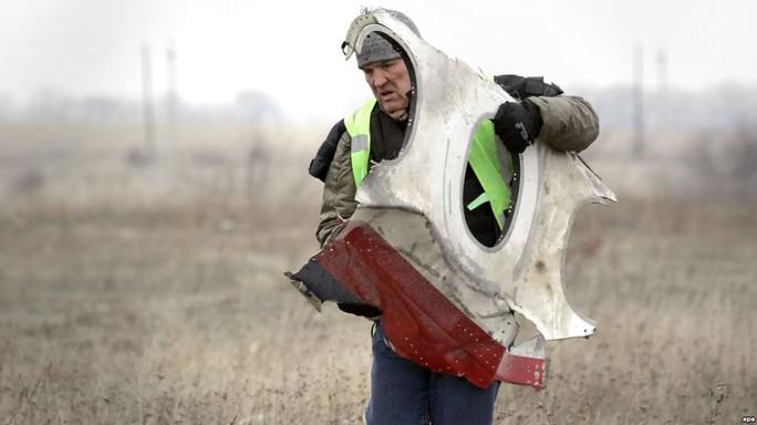 """Tên lửa bắn hạ MH17 """"thuộc sở hữu của quân đội Nga"""" - Ảnh 2."""