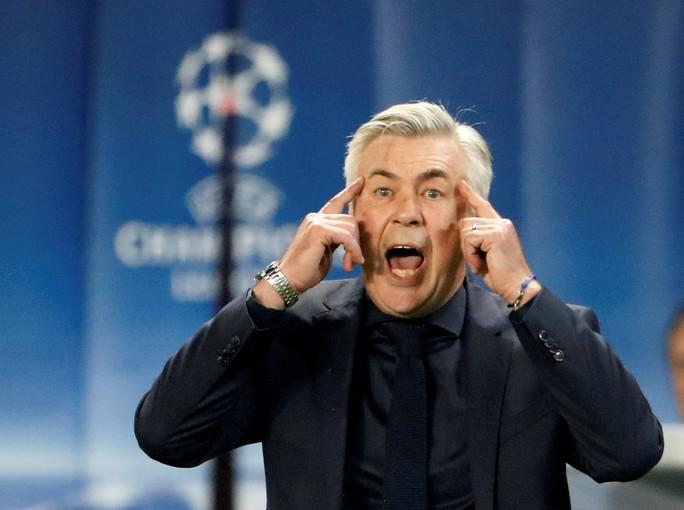Ancelotti được bổ nhiệm làm HLV trưởng của Napoli - Ảnh 3.