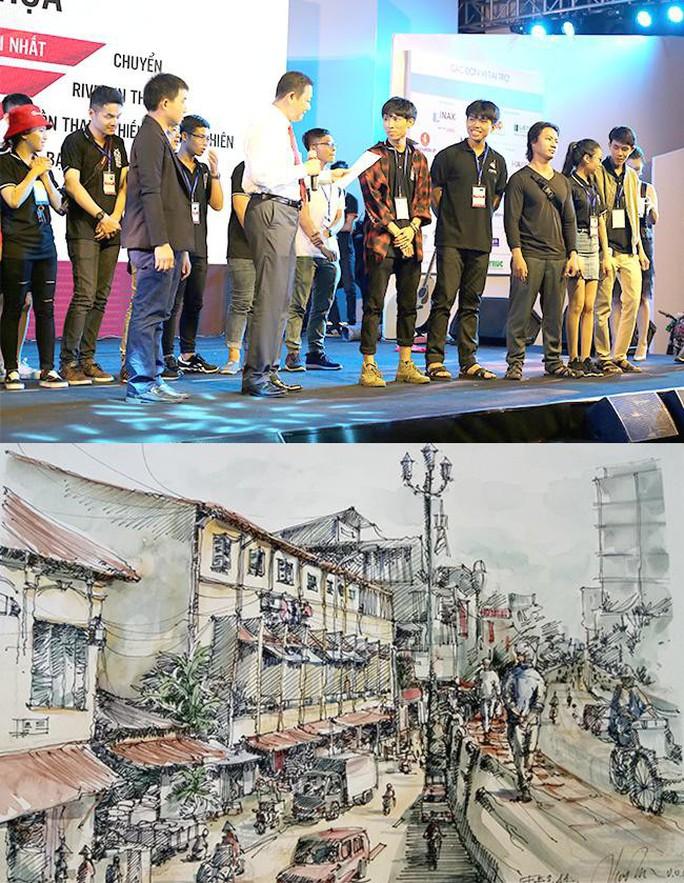 Duy Tân đạt giải Toàn năng cùng nhiều giải nhất, nhì, ba tại Festival Kiến trúc 2018 - Ảnh 1.