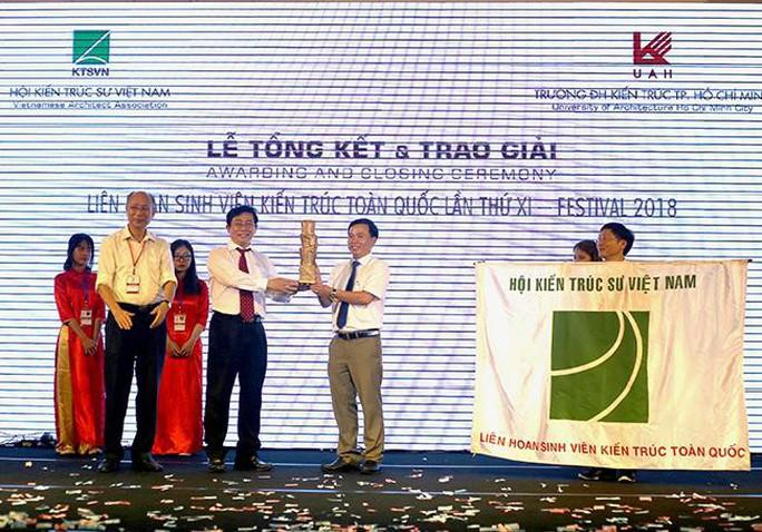 Duy Tân đạt giải Toàn năng cùng nhiều giải nhất, nhì, ba tại Festival Kiến trúc 2018 - Ảnh 3.