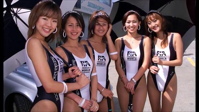 Monaco Grand Prix: Lewis Hamilton hào hứng với các Grid Girls - Ảnh 5.