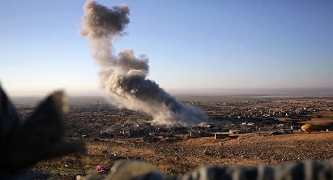 Quân đội Syria dính không kích chết người, Mỹ bác bỏ có dính líu - Ảnh 1.