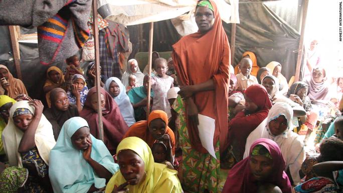 Nigeria: Quân đội bị tố cứu dân để…cưỡng hiếp và bỏ đói - Ảnh 2.