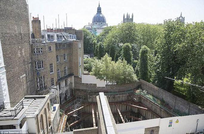 Bí mật dưới lòng đất London - Ảnh 1.