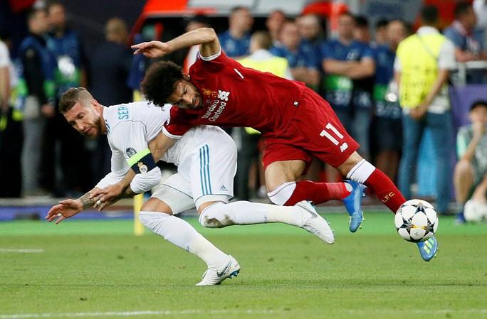 Ramos có cố ý triệt hạ Salah? - Ảnh 5.