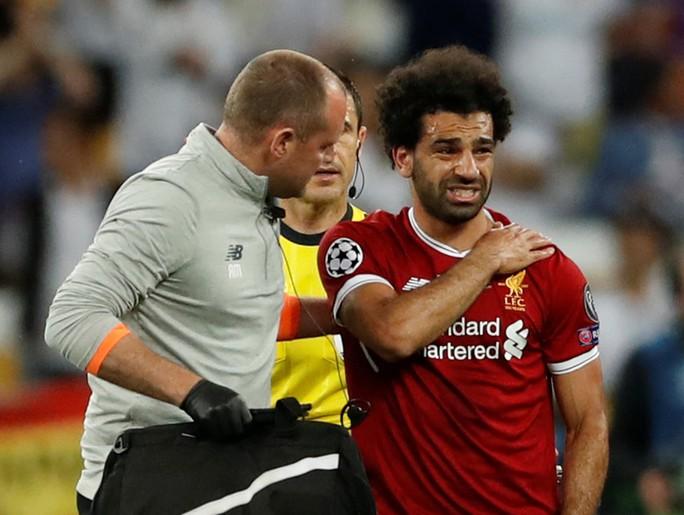 Ramos có cố ý triệt hạ Salah? - Ảnh 2.