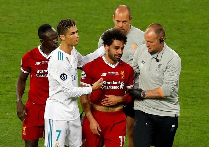 Salah, Carvajal có nguy cơ mất World Cup vì chấn thương - Ảnh 1.