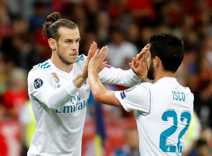 Real Madrid vô địch, Bale và Ronaldo ra tối hậu thư chia tay - Ảnh 1.
