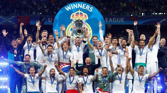 Gareth Bale đưa Real Madrid giành hat-trick Champions League - Ảnh 12.