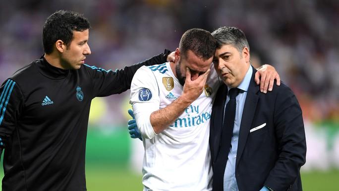 Salah, Carvajal có nguy cơ mất World Cup vì chấn thương - Ảnh 2.