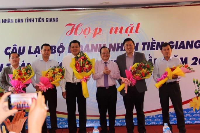 Có tài trợ, đội Tiền Giang đặt lệnh lên hạng - Ảnh 2.