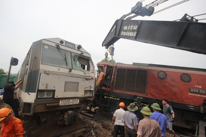 Đường sắt Bắc - Nam thông tuyến, không xảy ra hôi của sau tai nạn - Ảnh 5.