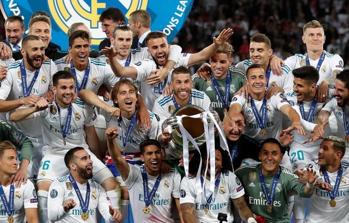 Người hùng Bale ở đâu ngày Real Madrid ca khúc khải hoàn? - Ảnh 1.