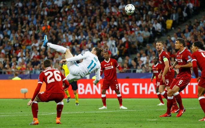 Gareth Bale đưa Real Madrid giành hat-trick Champions League - Ảnh 7.