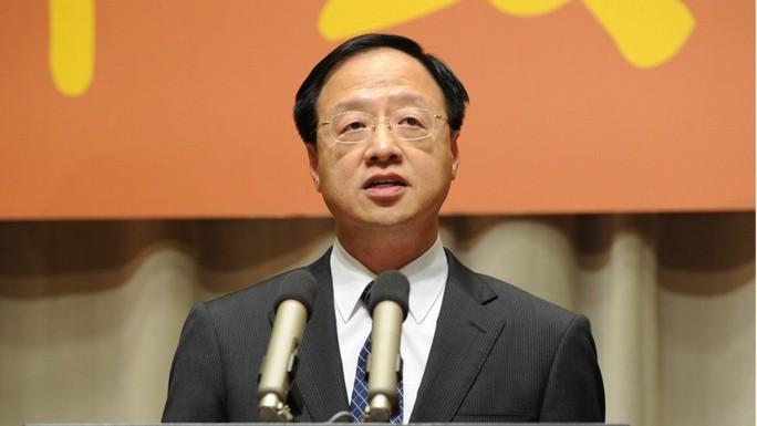 Cựu lãnh đạo Đài Loan: Trung Quốc không mạnh bằng Mỹ - Ảnh 1.