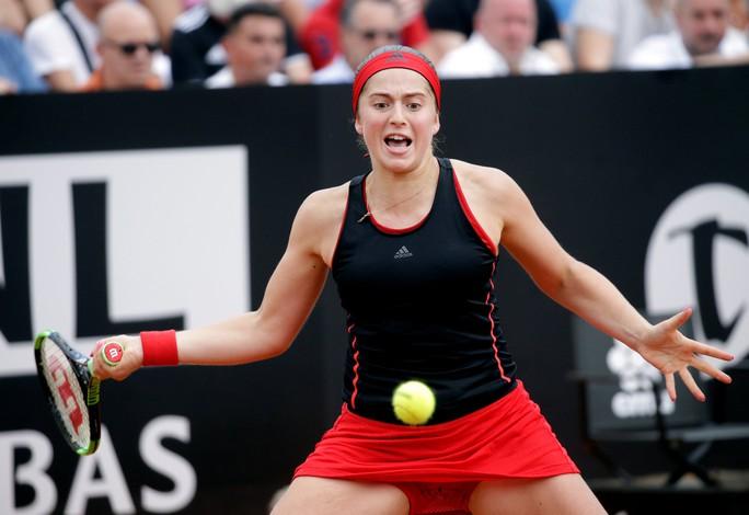 Roland Garros 2018: Vô địch nữ và Venus bị loại ngay ngày đầu - Ảnh 2.
