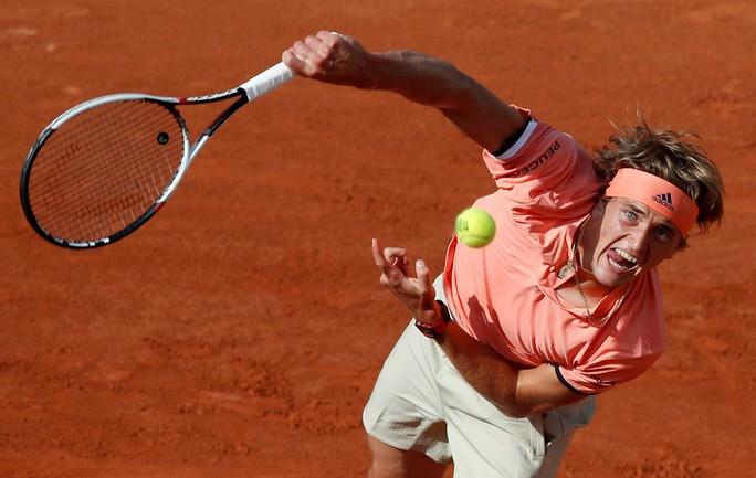 Roland Garros 2018: Vô địch nữ và Venus bị loại ngay ngày đầu - Ảnh 5.