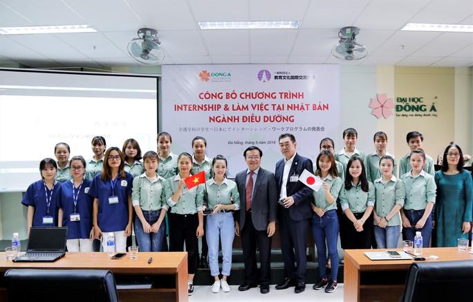 ĐH Đông Á và Học viện Giáo dục Nanakamado Nhật Bản ký kết hợp tác - Ảnh 2.