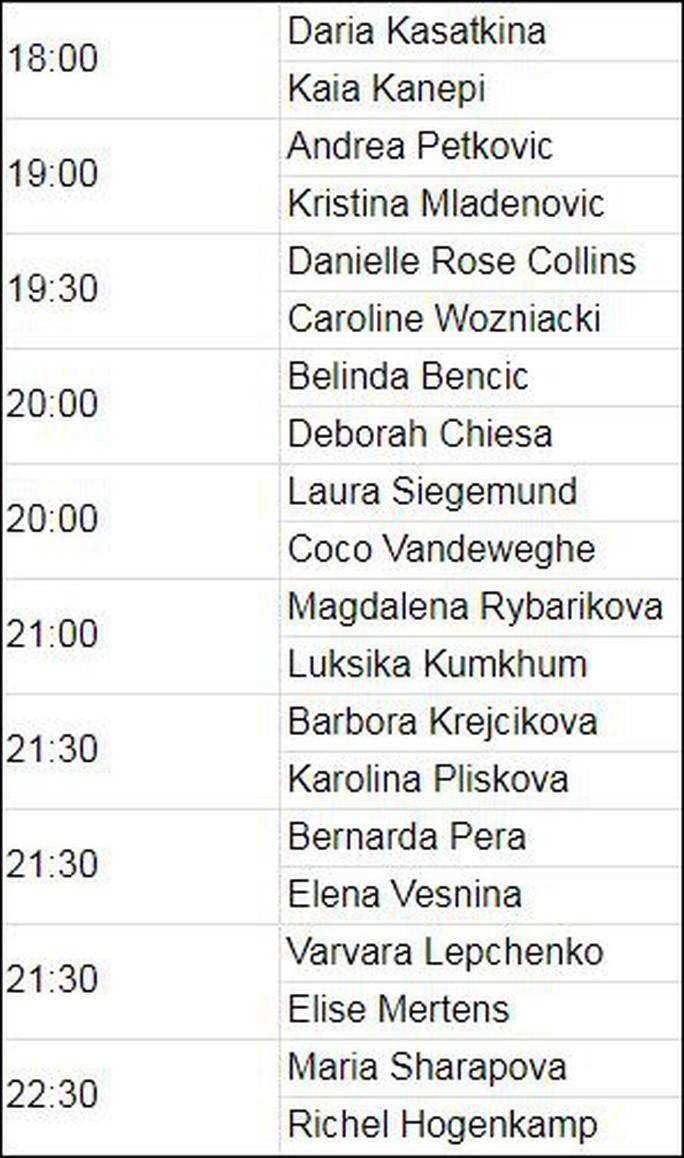 Roland Garros 2018: Vô địch nữ và Venus bị loại ngay ngày đầu - Ảnh 10.