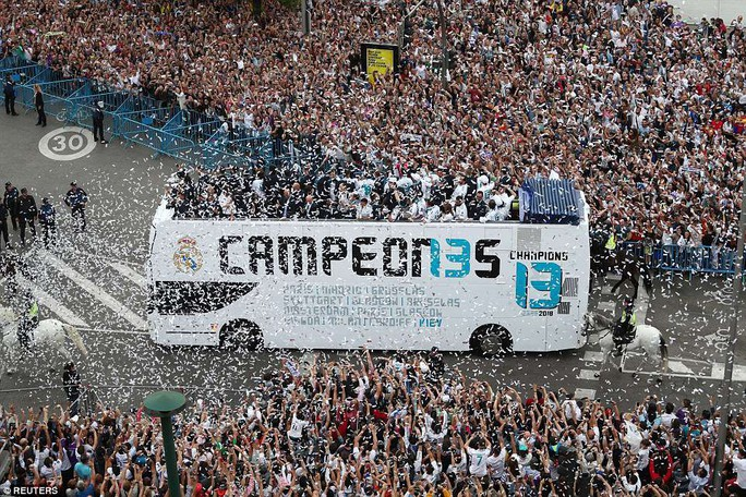Người hùng Bale ở đâu ngày Real Madrid ca khúc khải hoàn? - Ảnh 11.