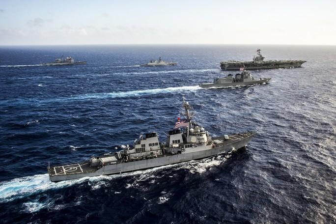 Gấp rút tạo trật tự mới ở Ấn Độ - Thái Bình Dương - Ảnh 1.