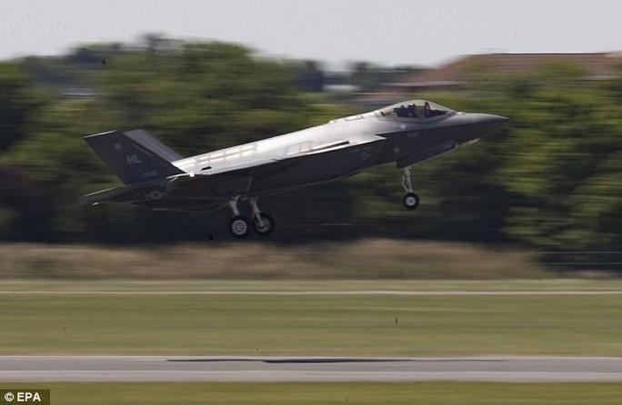 """Nga, Trung Quốc có thể """"sớm bắn hạ F-22 và F-35 của Mỹ"""" - Ảnh 1."""
