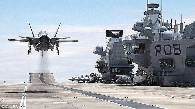 """Nga, Trung Quốc có thể """"sớm bắn hạ F-22 và F-35 của Mỹ"""" - Ảnh 6."""
