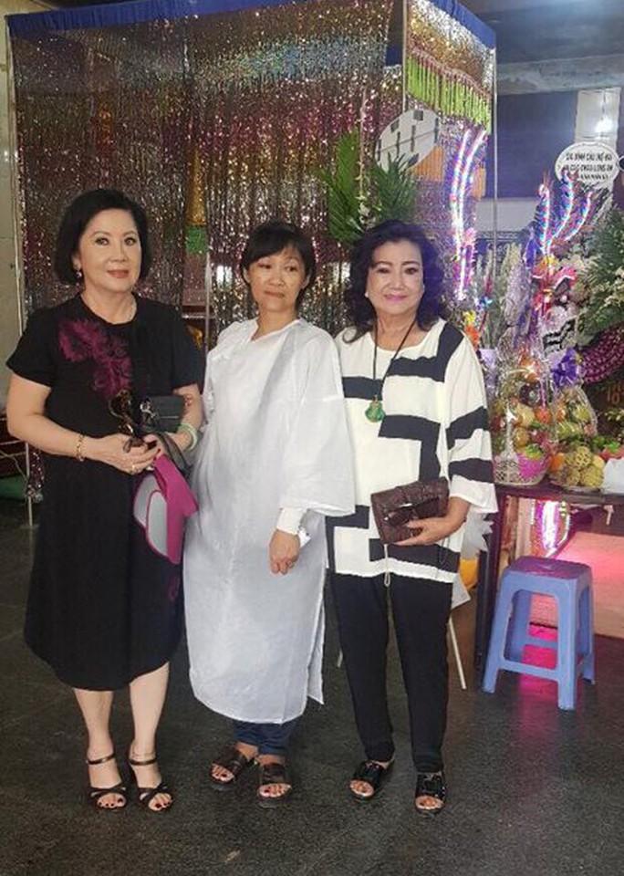 NSƯT Hữu Châu khóc thương nghệ sĩ Mai Lan - Ảnh 3.