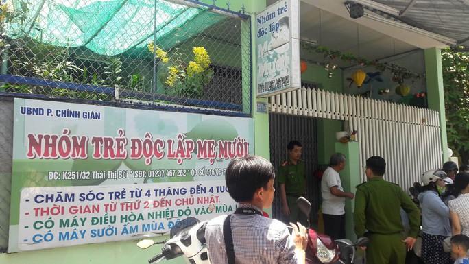 Khởi tố chủ nhóm trẻ Mẹ Mười bạo hành trẻ em ở Đà Nẵng - Ảnh 3.