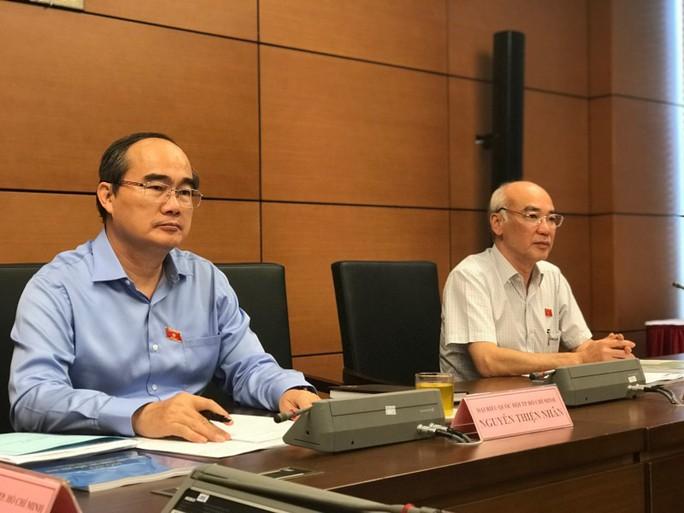Bí thư Nguyễn Thiện Nhân: Thủ tướng yêu cầu trước 15-7 thanh tra xong đất đai ở Thủ Thiêm - Ảnh 1.