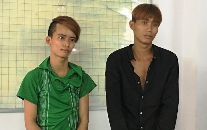 Tình tiết bất ngờ về 2 tên cướp đâm 3 người truy bắt ở Thủ Đức - Ảnh 3.