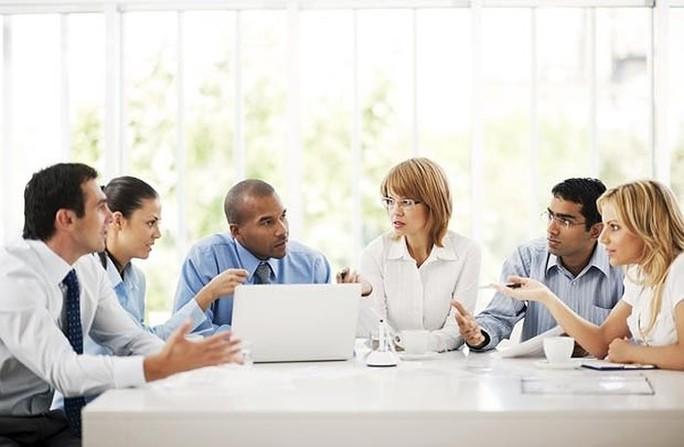 Kỹ năng công sở để sếp quý, đồng nghiệp không ghét - Ảnh 1.